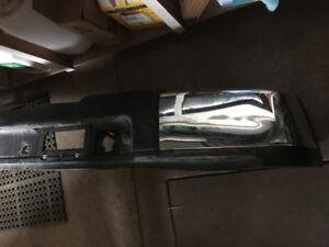 Rear bumper for 2013 chevrolet silverado