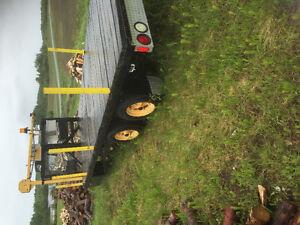 Trailer avec attache fifth wheel 16 pieds Lac-Saint-Jean Saguenay-Lac-Saint-Jean image 2