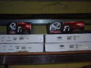 ROTORS AND BRAKE PADS FOR SALE
