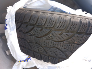 4 Winter Tires 215/65R16/102v
