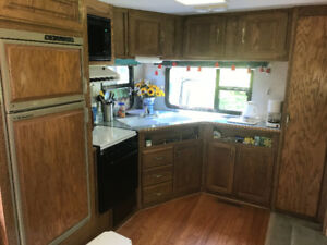 Camper Trailer Summer Rental