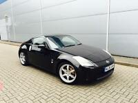 2006 06 Reg Nissan 350Z 3.5 V6 GT Pack Coupe + LEATHER + BIG SPEC