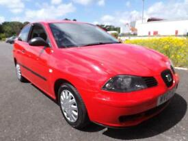 Seat Ibiza 1.2 2003 83000 MILES NEW CLUTCH AND MOT DRIVE AWAY TODAY!