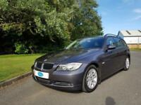 2005 (55) BMW 320 TD SE TOURING, LOW MILEAGE, FACE LIFT