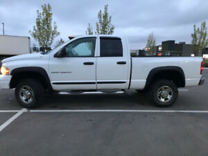 2005 dodge ram 2500 cummings 5.9L