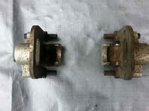 Polaris 400 left hand and right hand brake calipers Belleville Belleville Area image 1