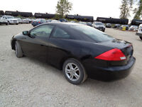 2007 Honda Accord Coupe (2 door) Fresh safety!