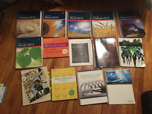 First Year Office Administration Books - MOHAWK COLLEGE