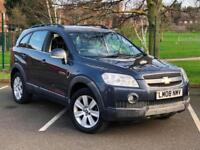 2008 Chevrolet Captiva 2.0CDTi ( 148bhp ) LTX 7 SEATS + HEATED LEATHER