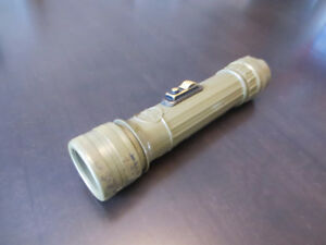 Fulton vintage military flashlight - model MX-992/U