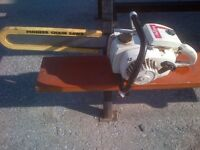 1967 Holiday chainsaw by Pioneer
