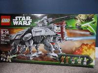 Lego set 75019 AT-TE walker