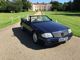 Mercedes-Benz SL280 2.8 auto SL280 CLASSIC SPORTS CAR FSH