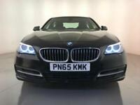 2015 BMW 520D SE AUTOMATIC DIESEL SAT NAV LEATHER SEATS 1 OWNER SERVICE HISTORY