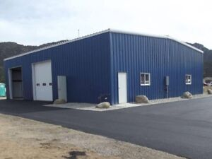 PRE ENGINEERED STEEL BUILDINGS ANY SIZE