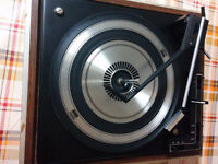 Llyod's BSR turntable -Table tournante BSR Vinyl