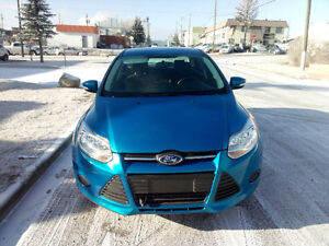 SOLD!!! 2014 Ford Focus 2.0L AUTO WITH 68,000KM