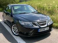 2008 Saab 9-3 2.0t Vector Sport 4dr Auto SALOON Petrol Automatic