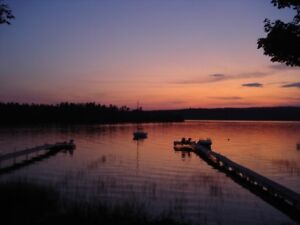For immediate term rental - Waterfront Cottage on Grand Lake