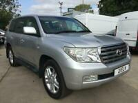 Toyota Land Cruiser 4.5TD V8 AUTO D-4D AMAZON, 66K MLS, 1 PREV OWNER, IMMACULATE