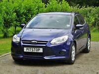 Ford Focus Edge Econetic 1.6 Tdci 5dr DIESEL MANUAL 2014/14