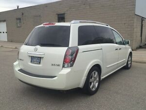 2008 Nissan Quest SE Minivan GREAT CONDITION Kitchener / Waterloo Kitchener Area image 3
