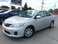 2012 Toyota Carolla CE  BLUETOOTH, HEATED SEATS FOR ONLY $12 995