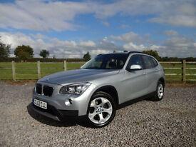 2012/62 BMW X1 2.0TD ( 181bhp ) Auto xDrive20d SE 4WD