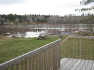 Waterfront Home for sale hunting and fishing heaven