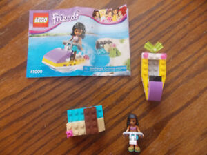 Lego Friends Water Ski Set Andrea's Water Scooter 41000