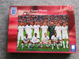 200 piece England Football Puzzle COMPLETE