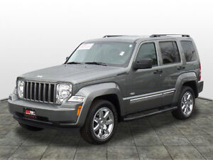 Excellent 2012 Jeep Liberty Sport 4x4 with car starter