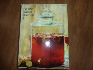 19 Liter Beverage Jug