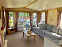 40 foot long used static caravan for cheap price in Norfolk by the beach