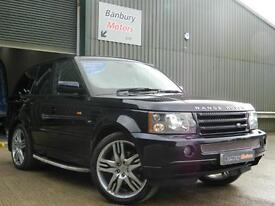 Land Rover Range Rover Sport 2.7TD V6 HSE Station Wagon 5d 2720cc auto