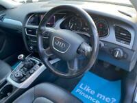2012 Audi A4 Avant 2.0 TDI SE Technik Avant 5dr Estate Diesel Manual