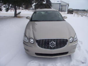 14725 KLMs    2008 Buick Allure CX Sedan