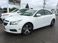 2014 Chevrolet Cruze 1LT TURBO // LOW KMS! // FOR ONLY $15 995!!
