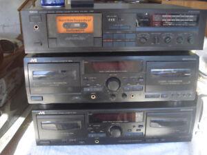 Yamaha Stereo Cassette Deck
