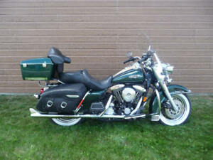 ROAD KING 1998 injection