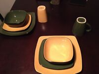 CORELLE ~ HEARTHSTONE DISHES