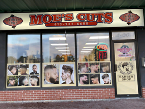 MOE's Cuts Looking for a barber!!