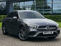 2020 Mercedes-Benz A-CLASS A 250 e AMG Line Saloon Saloon Petrol PHEV Manual