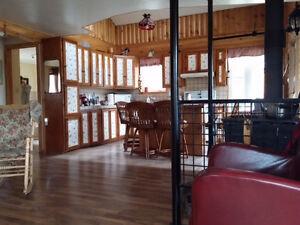 Maison à vendre 190, ch. du Lac des Nemrods, Zec de la Lièvre Lac-Saint-Jean Saguenay-Lac-Saint-Jean image 6