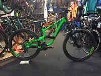 Scott Voltage FR720 2015 DH Full Suspension 27.5 650b Bike