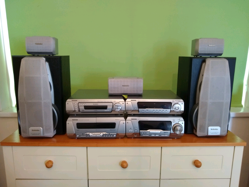 Technics stereo system | in Bicester, Oxfordshire | Gumtree