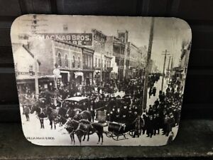 2 ANTIQUE PICTURES OF ORILLIA IN 1905