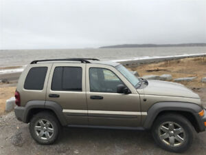 2007 Jeep Liberty Manual Transmission