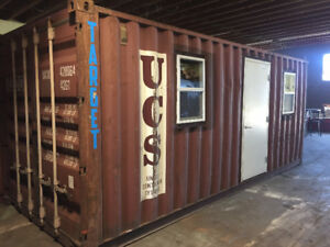 Sea Containers- modified to meet your needs!