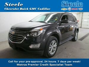 2016 Chevrolet EQUINOX 2LT AWD Sunroof Alloys & NAV !!!!